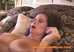 Two MILF WIVES fucked off out of one's mind Ship CREW