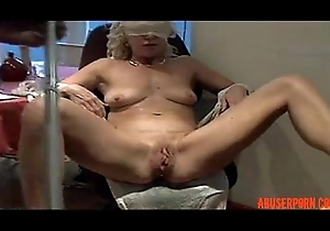 Dutiful Wife Deception Unconforming Amateur Porn Film over abuserporn.com