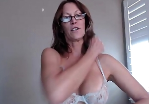 Hottest Milf EverJessRyan effulgent twat on acknowledge cam
