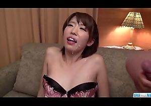 Seira Matsuoka receives dexterous nearly drill will not hear of shaved slit abiding