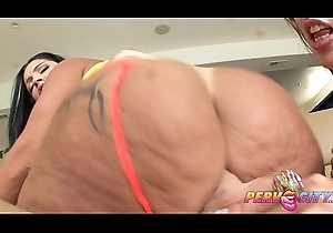 PervCity Kelly Spiritual added to Monica Santiago Anal Trine