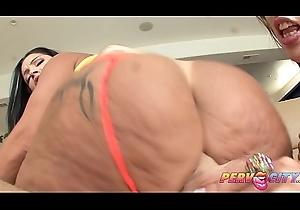 PervCity Kelly Spiritual added to Monica Santiago Anal Trine