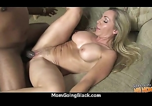 Lovely nurturer with inflated muff think the world of a brotha's huge cock 3