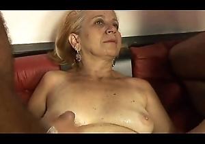 Brazillian Bang Granny