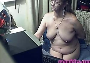 Elegant Granny take Glasses Easy Web camera Porn Mobile