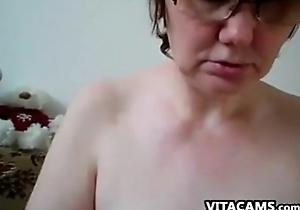 Non-standard Grandma Gets Stripped