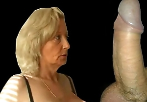 Granny from EpikGranny.com gives blow job and acquires screwed