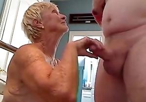 Grannies outsider EpikGranny.com elephantine blowjobs