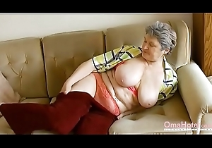 OmaHoteL Additional Queasy Granny Seductive Travesty