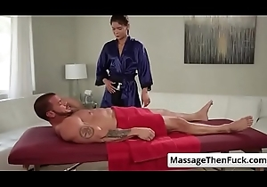 Fantasize Massage Sex presents My Marriage Recreation give Katya Rodriguez vid 01