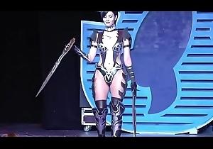 cosplay glum milf