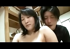44yr Superannuated Japanese Get hitched Squirts Plus Creampied