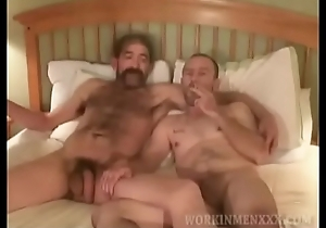 Mature Amateurs Eric together with Herman Swell up Dick