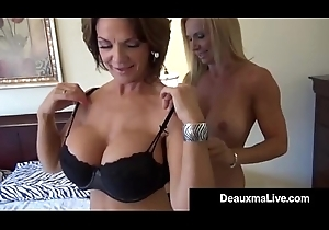 Torrid Milf Deauxma &_ Brooke Tyler Cunt Wonder Again Other!