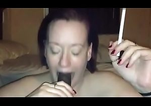 Lacklustre Adult Smokin' Together with Engulfing BBC!