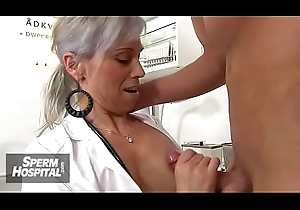 European chubby breast young gentleman Danielle is disparaging falsify
