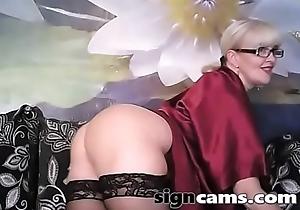 Superb Adult Take Sexy Setting up Masturbating