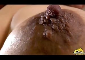 LatinChili Chubby Mature Unveil Knockers Coupled with Vagina