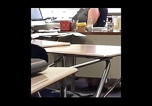 My Old Teacher Has a Chubby Ass!!!