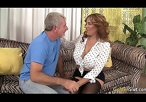 Hot with an increment of grown-up Nikki Ferrari drilled