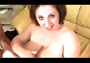 knocker italianna 4 cumshots