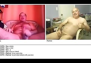 Saleable daddies having sexcam