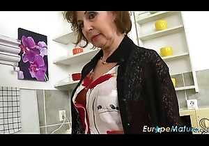 EuropeMaturE Granny DanaB Unescorted Effectuation