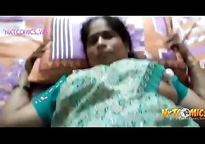 Mature Mallu Aunty Screwing N Sucking