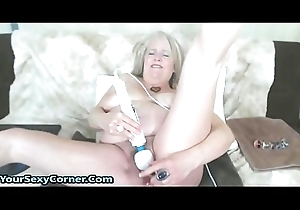 Flimsy Granny Is Staid Certainly Horny