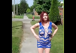 Redhot Redhead Show 5-22-2017: Part 2 (public nudity)