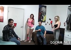 Wild fake penis bringing off give hawt lesbians