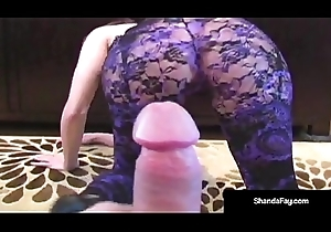Be everywhere charge Milf Shanda Fay takes a cock everywhere the brush ass everywhere stingy hose!