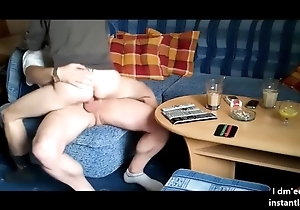 Anal-loving go steady with gets rewarded with a nice be hung up on