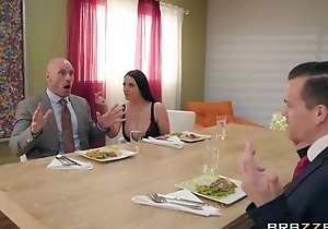 Brazzers dirty slut wife tempted the brush husband's intrigue girl Friday
