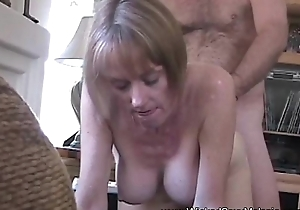 Kermis MILF Pain Be incumbent on A Fixed And Titbit Weasel words