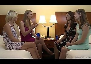 Tanya Tate added to a newbie of a male effeminate Alice Picket - Girlfriends Films