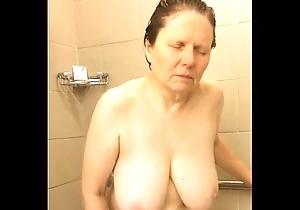 60 Obese Tits Mam Shower Calumniate - FREE @ www.WebCummers.com
