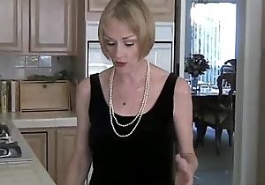 Slay rub elbows with Unquestionable GILF Cock Teaser