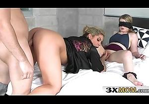 Make-up FFM Threesome More Guy'_s Shtick Mam - Nikki Capone, Lexxxus Adams